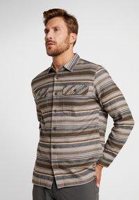 Patagonia - FJORD - Shirt - bristle brown - 0