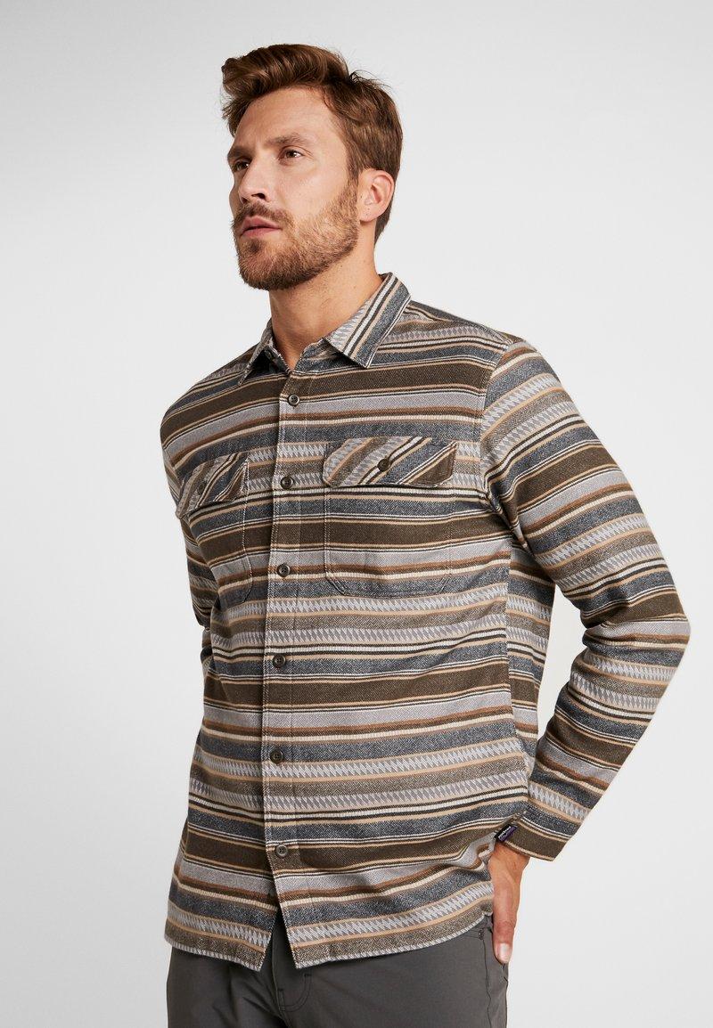 Patagonia - FJORD - Shirt - bristle brown