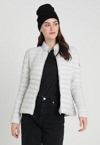 Frieda & Freddies - JACKET - Light jacket - ice grey - 0