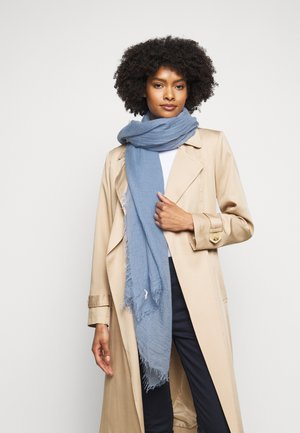 BLEND SIGNATURE SOLID - Scarf - blue