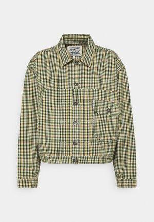 TYPE TRUCKER - Summer jacket - beige