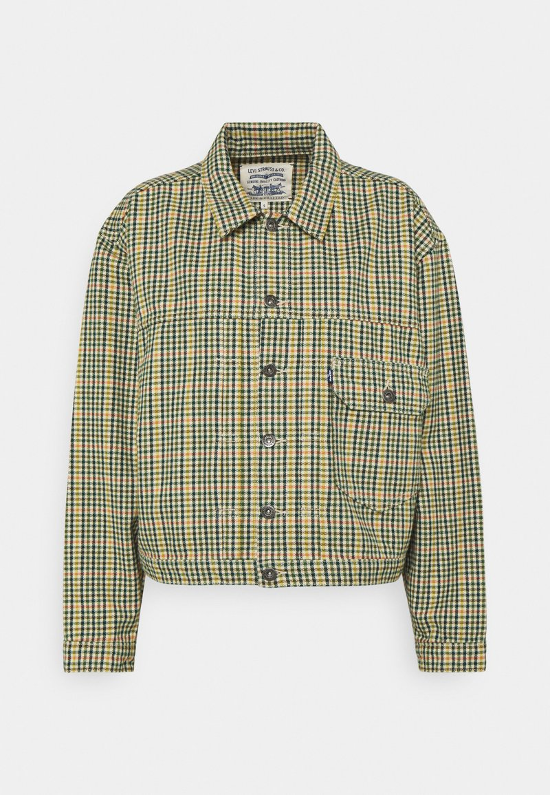Levi's® Made & Crafted - TYPE TRUCKER - Summer jacket - beige