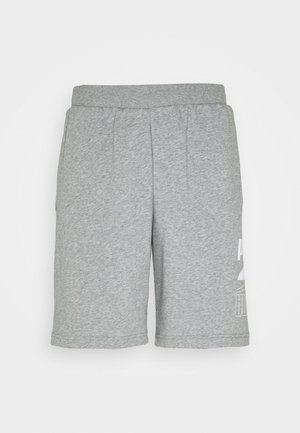 REBEL SHORTS - Sports shorts - medium gray heather