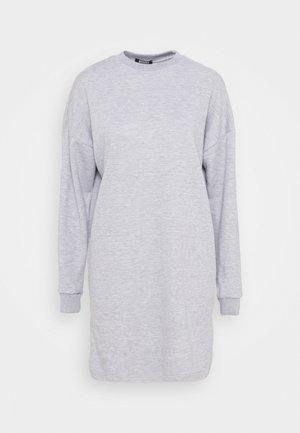 DRESS - Robe d'été - grey marl