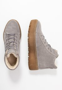 Tamaris - Ankelboots - light grey - 3