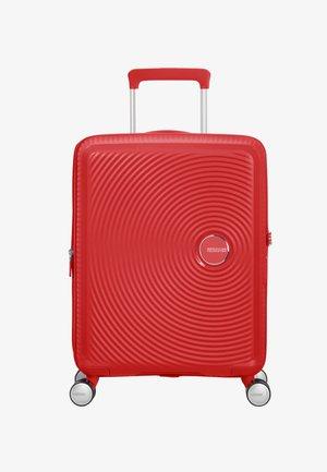 SOUNDBOX - Valise à roulettes - red