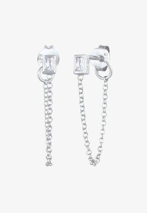 GEO - Earrings - silber