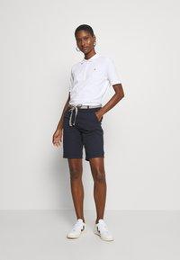 TOM TAILOR - Shorts - sky captain blue - 1