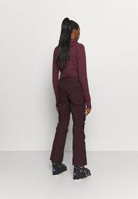 The North Face - ABOUTADAY PANT  - Zimní kalhoty - rootbn/black - 2