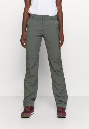 RIDGE 2.0 CONVERTIBLE PANT - Pantaloni outdoor - grill