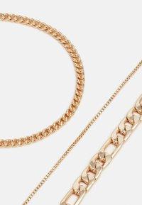 Weekday - UNITY BRACELET 3 PACK - Bracelet - gold-coloured - 2