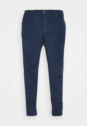 PANTS - Trousers - dark denim