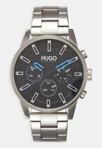 HUGO - #SEEK - Watch - silver-coloured - 0