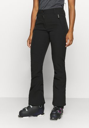 ENTIAT - Snow pants - black