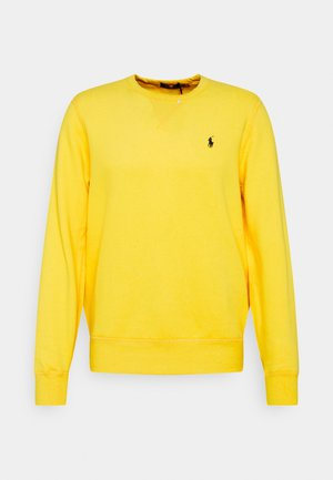 Sweatshirt - athletic gold