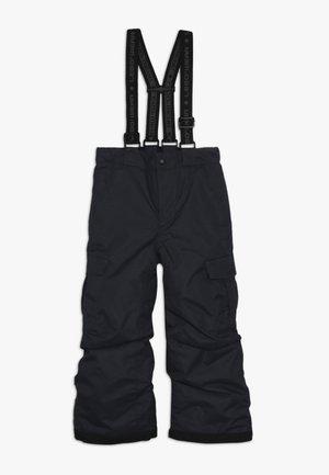 SKI PANTS - Spodnie narciarskie - dark grey