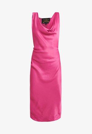 VIRGINIA DRESS - Cocktail dress / Party dress - fuschia