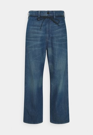 LINTELL HIGH DAD  - Relaxed fit jeans - faded crystal lake