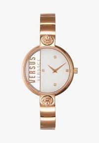 Versus Versace - RUE DENOYEZ - Orologio - silver-coloured/rose gold-coloured - 1