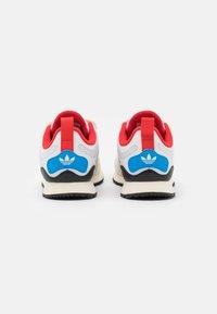 adidas Originals - ZX 700 HD UNISEX  - Tenisky - footwear white/chalk white/core black - 2