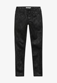 Name it - NKFPOLLY PANT - Trousers - black - 2