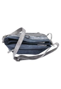 Rieker - Across body bag - blau-kombi - 4