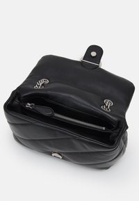 Pinko - LOVE CLASSIC PUFF MAXI QUILT - Across body bag - black - 3