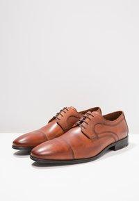 Lloyd - ORWIN - Business sko - cognac - 2