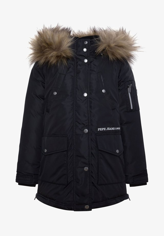 FLORENCE - Cappotto invernale - black