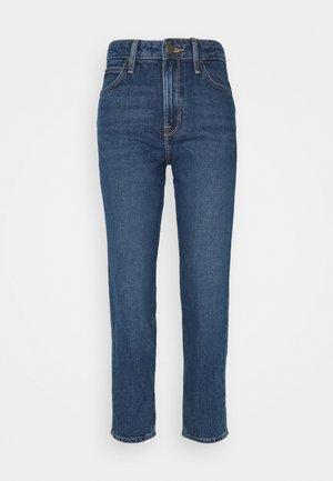 CAROL - Straight leg jeans - dark buxton