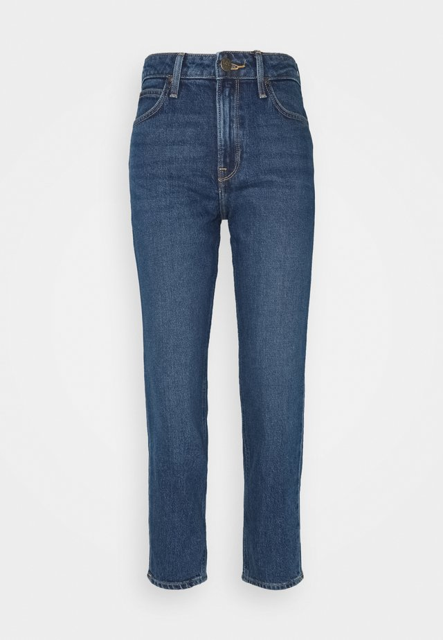 CAROL - Jeans a sigaretta - dark buxton