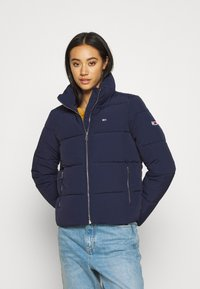 Tommy Jeans - MODERN PUFFER JACKET - Winter jacket - twilight navy - 0