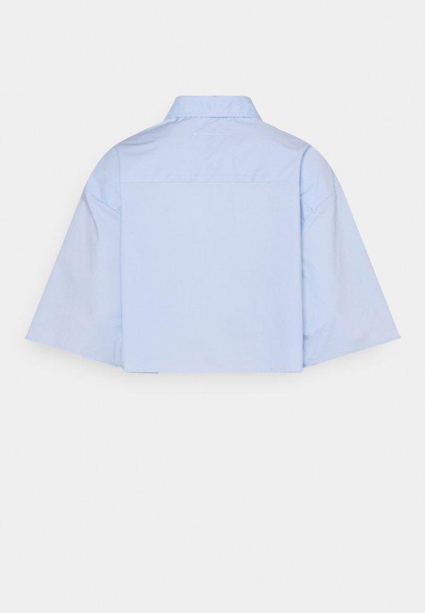 MM6 Maison Margiela Koszula - blue/niebieski MTJV