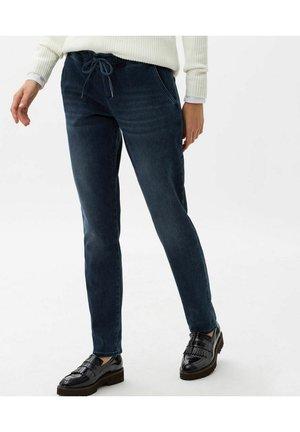Trousers - usedregularblue