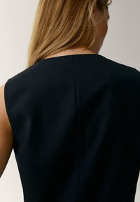 Massimo Dutti - Waistcoat - black - 3