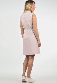 Desires - DREW - Shirt dress - light pink - 2