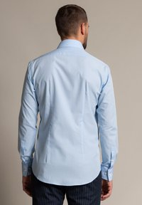 WORMLAND - Formal shirt - bleu - 1
