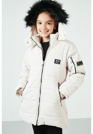 LELA - Winter coat - light beige