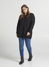Zizzi - Jumper - black - 1