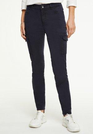 LANG - Slim fit jeans - marine