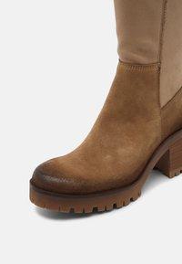 Felmini - COSMOS - Overknee laarzen - marvin/gamo stone/moma - 5