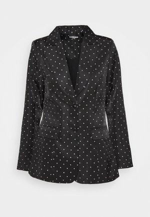 DISA - Short coat - black