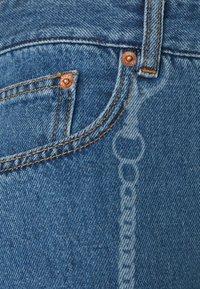 MM6 Maison Margiela - Straight leg jeans - medium cast - 2