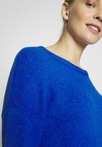 s.Oliver - Strikket kjole - royal blue - 4