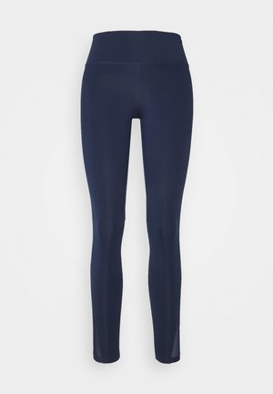 ONE 7/8  - Legginsy - obsidian/white