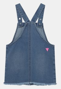 Guess - TODDLER  - Denim dress - blue denim - 1
