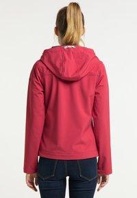 Schmuddelwedda - Summer jacket - rot - 2