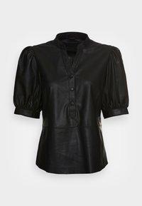 DEPECHE - SHIRT - Blouse - black - 3