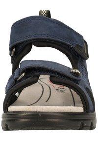 Superfit - Walking sandals - blue/black - 4