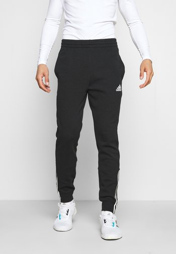 DK ESSENTIALS - Pantaloni sportivi - black/white